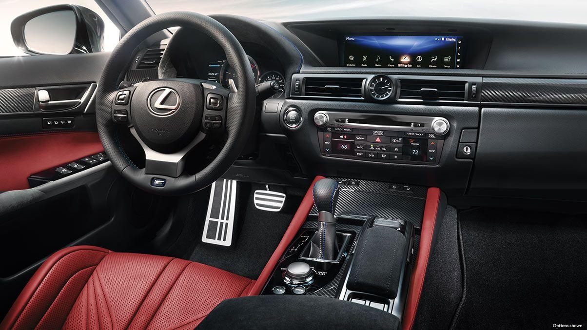 Lexus Gs F Luxury Sedan Lexus Sedan