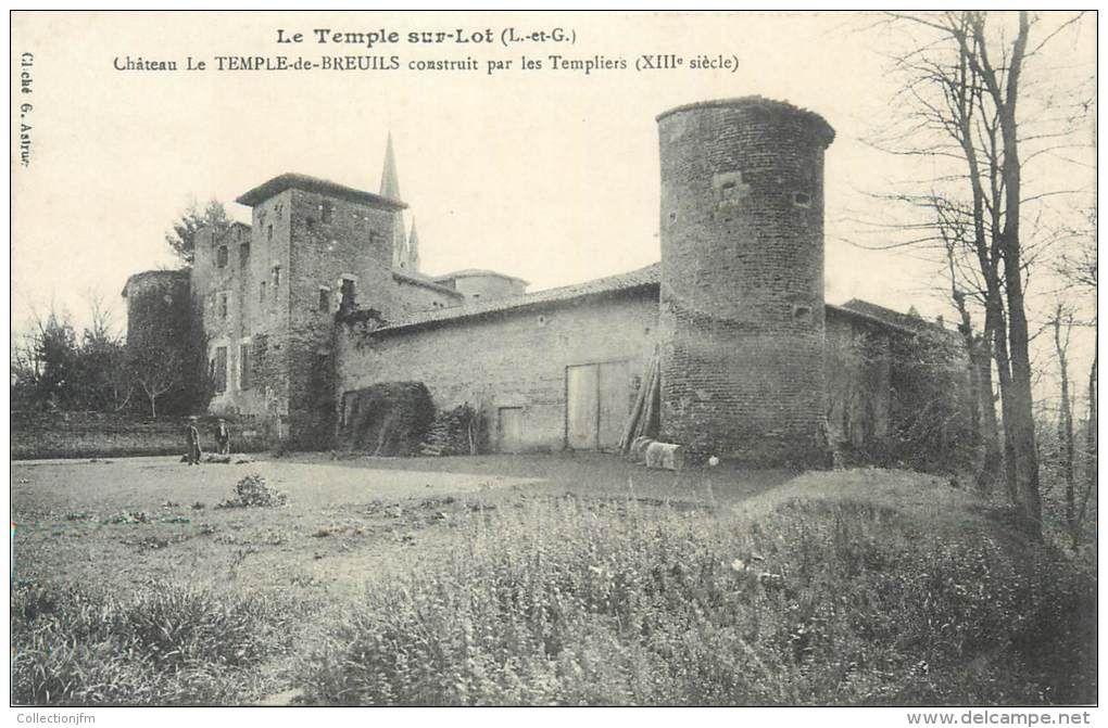 Lot chateau - Delcampe.net