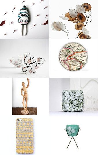 Simplicity is Beauty in Spring by Utopia on Etsy--Pinned with TreasuryPin.com