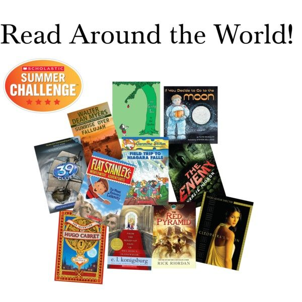 We Re Reading Around The World With The Scholastic Summer