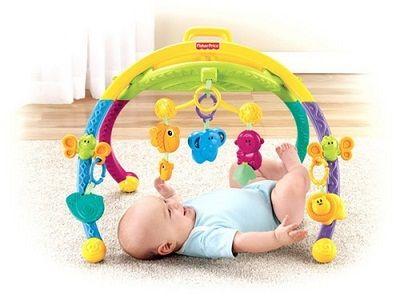 Chọn đồ chơi cho bé dưới 1 tuổi vui chơi bổ ích, an toàn