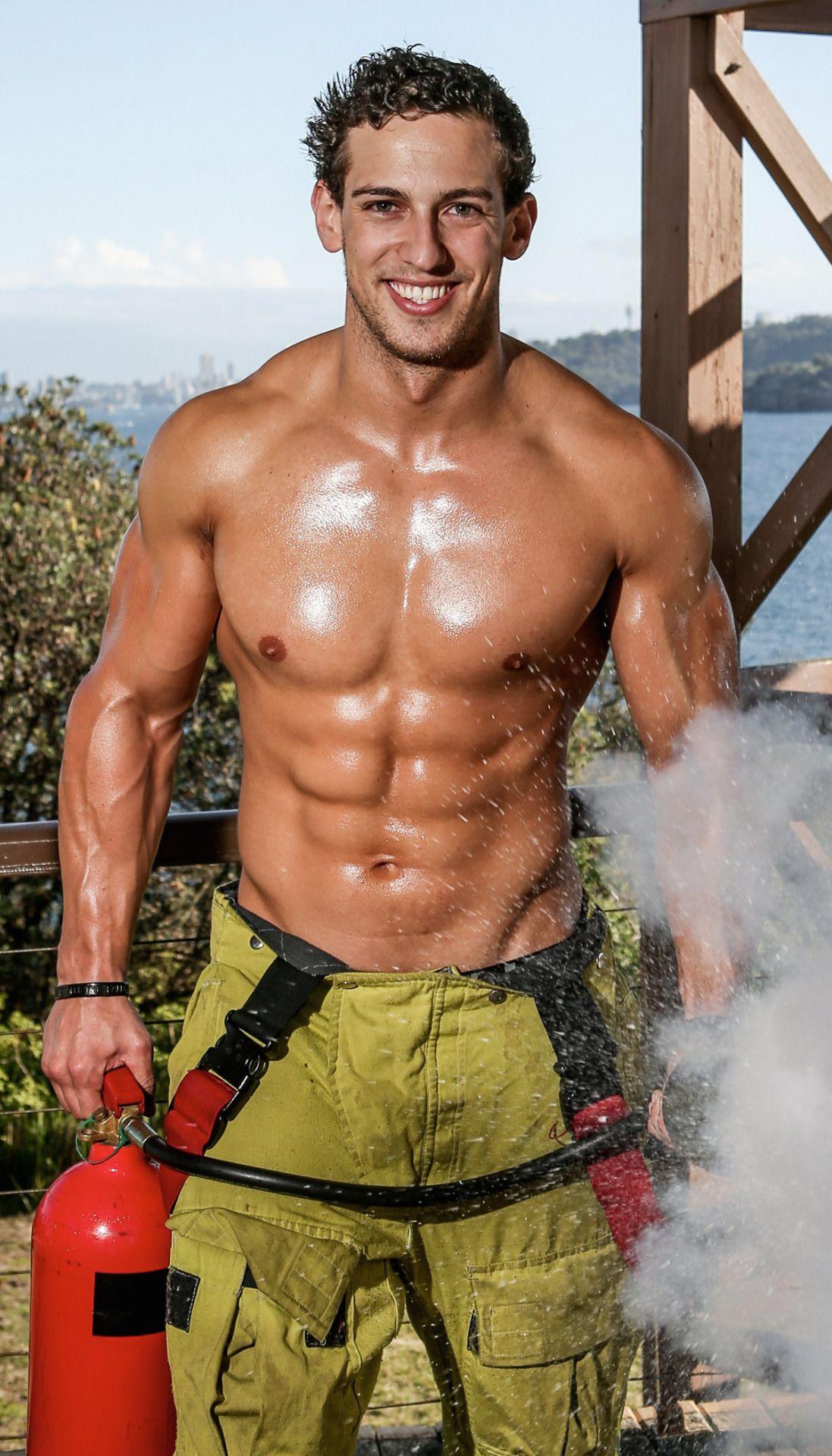 Australia Firefighters Calendar 2015 Via Man Crush