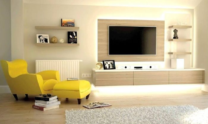 20 Latest Hall Colour Designs With Pictures In 2021 Living Room Wall Units Living Room Tv Built In Tv Cabinet Latest style tv room design