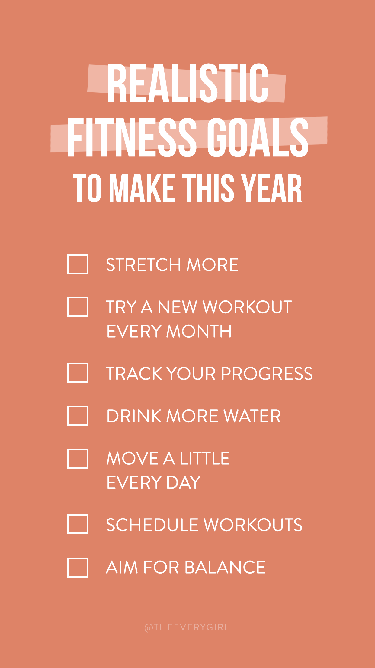 15 Realistic Fitness Goals to Make This Year (And Exactly How to Accomplish Them) -   12 fitness Lifestyle you are ideas
