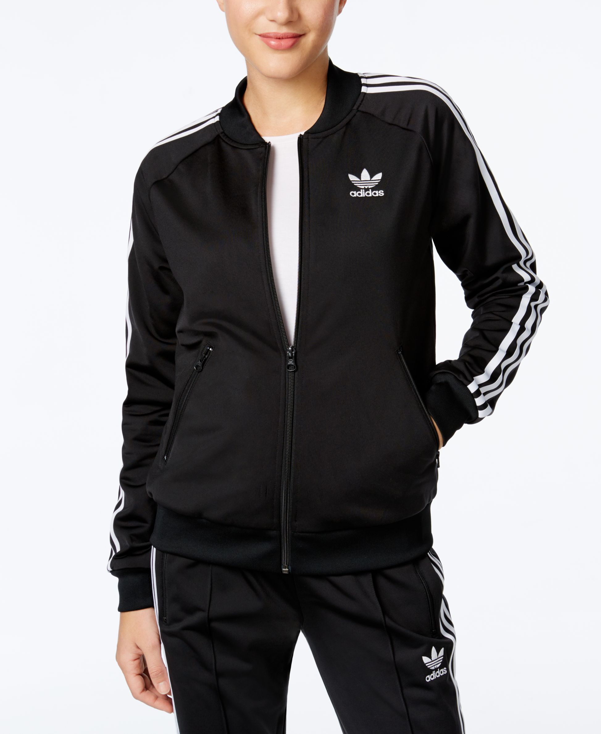 9e9d83e3852 adidas Originals Superstar Track Jacket | Products in 2019 | Adidas ...