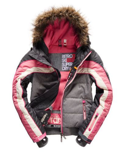 Superdry uk official store superdry womens dark marlbaby