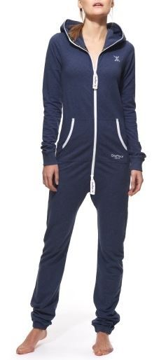 Original Slim Onesie Navy Melange - those are so great for freezing cold winters