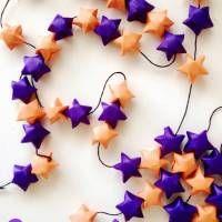 折り紙の立体的な星の簡単な折り方 作り方まとめ 切る方法もアリます ハンドメイド 折り紙 恋愛