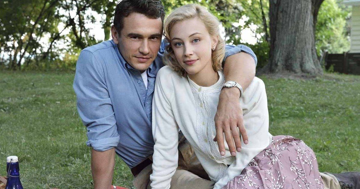 First Look at James Franco in Stephen King's '11.22.63' -- Hulu has released new photos from the upcoming series '11.22.63', starring James Franco as a teacher travelling back in time to save JFK. -- http://movieweb.com/11-22-63-james-franco-photos-premiere-date/