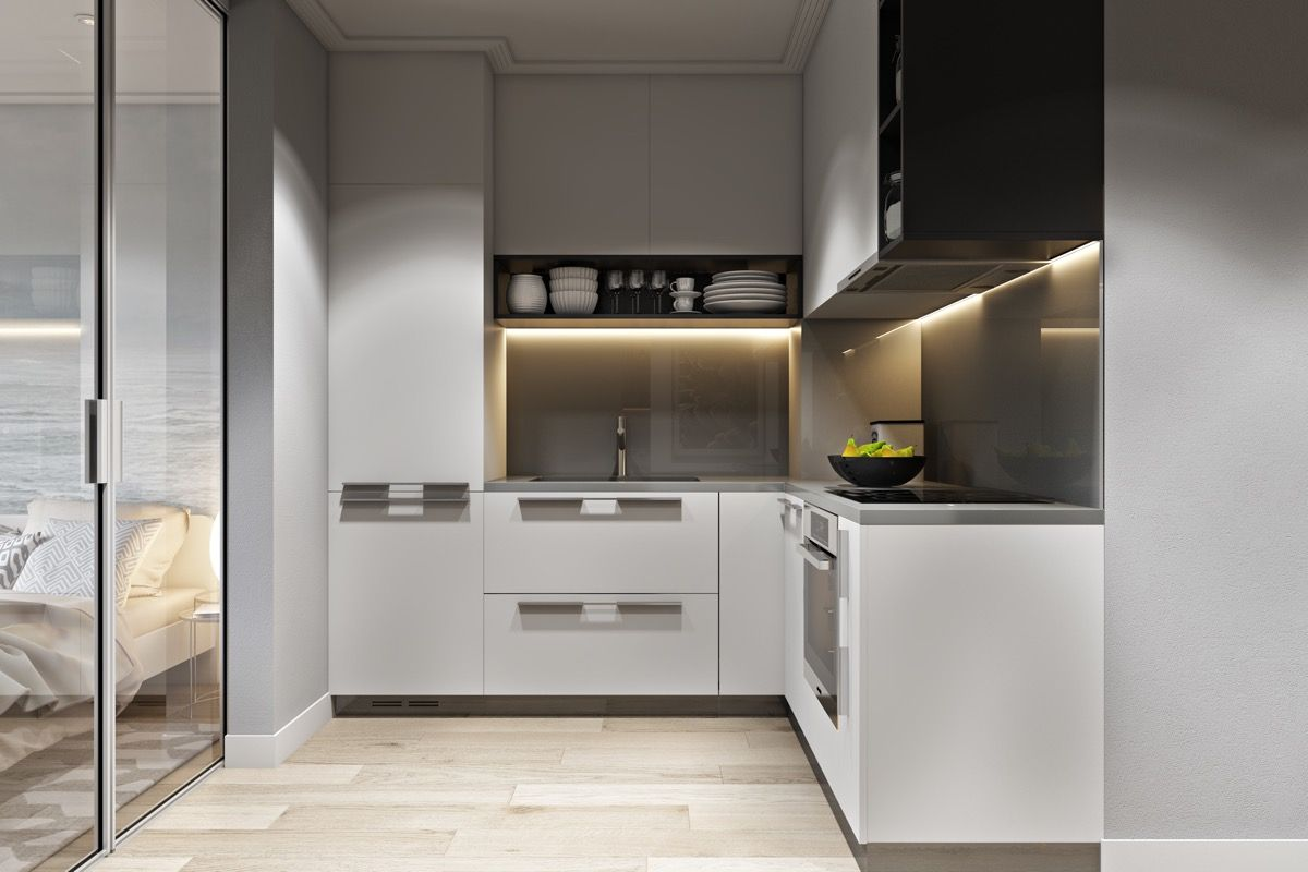 50 Splendid Small Kitchens And Ideas You Can Use From Them Kitchen Remodel Small L Shaped Kitchen L Shaped Kitchen Designs