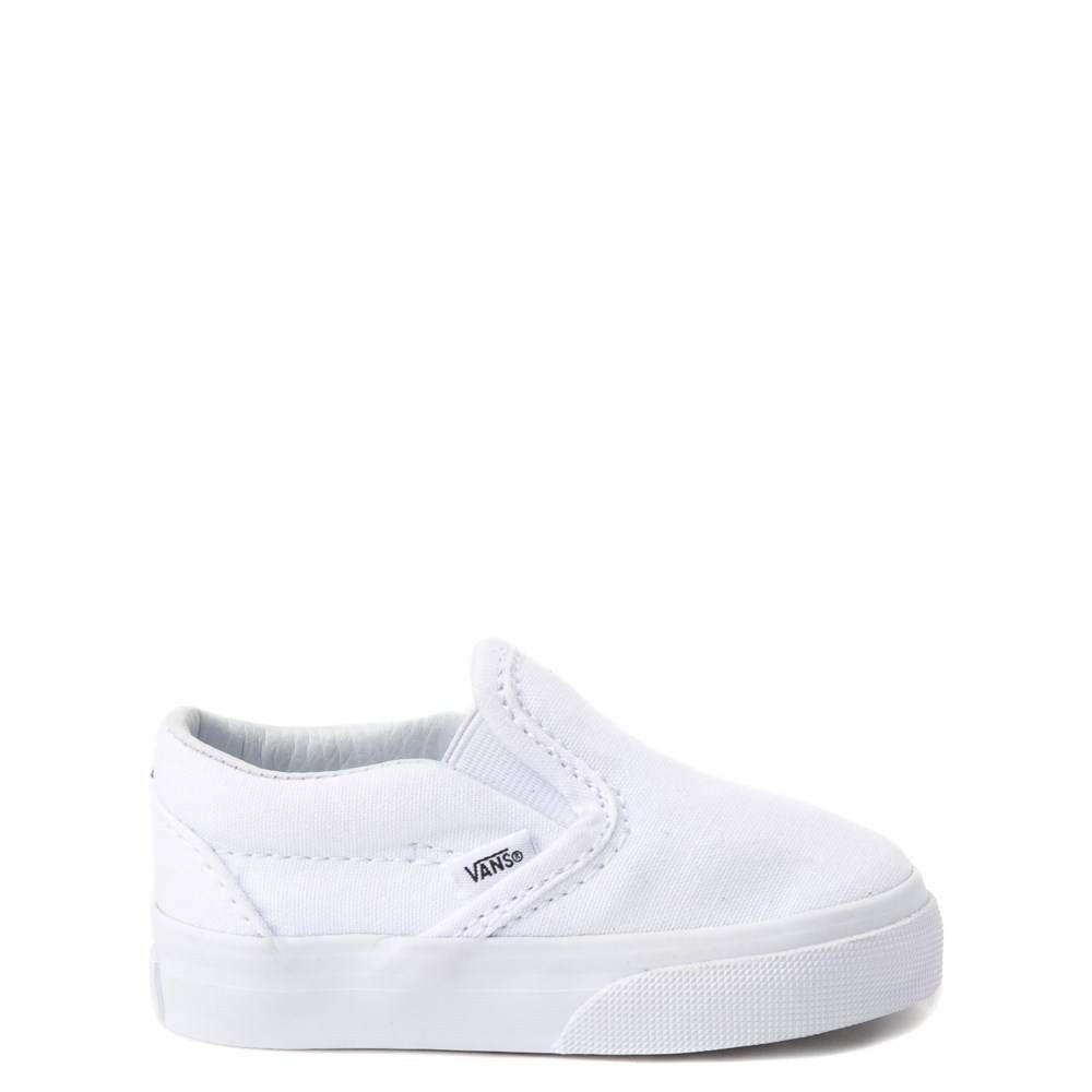Skate Shoe - Baby / Toddler - White
