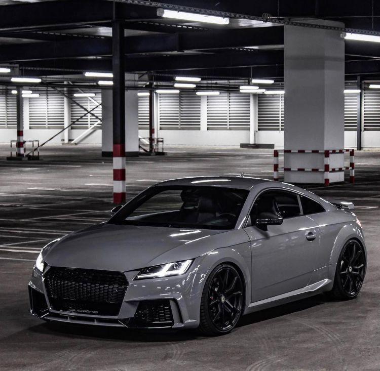 Audi TT RS Audi TT RS