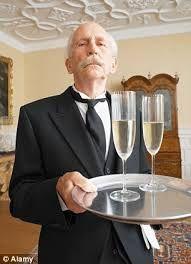 British Butler | The help, Gefallener, Luxus