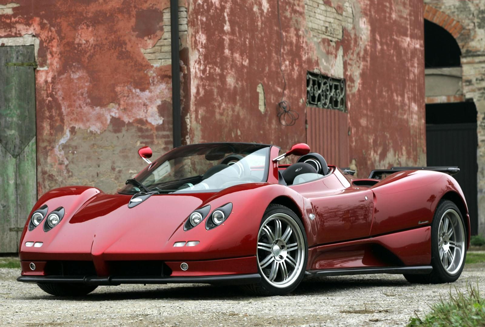 Pagani zonda roadster this is kind of a fabulous car second pagani zonda roadster this is kind of a fabulous car second expensive car vanachro Gallery