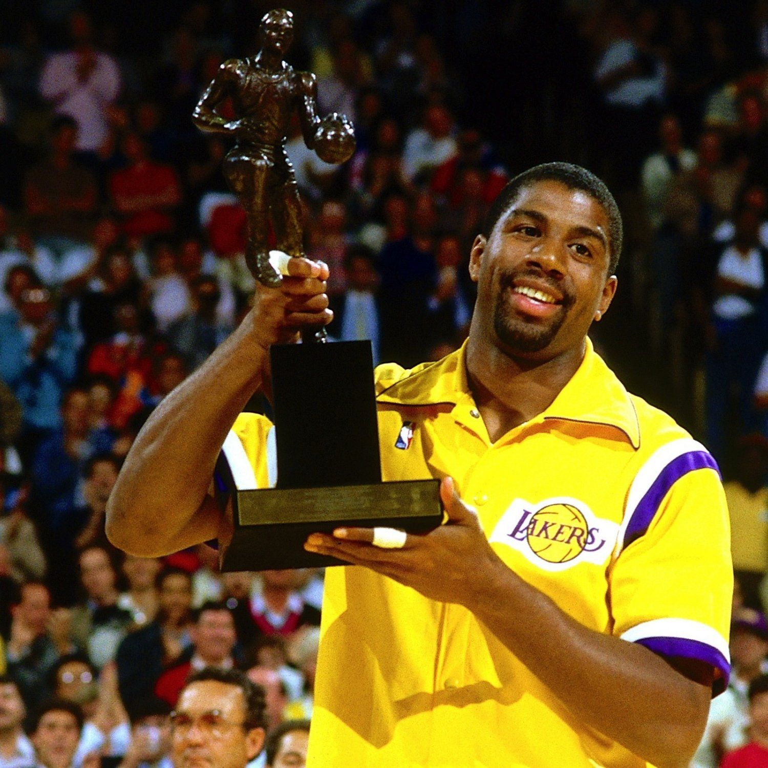 Image result for magic johnson 1986