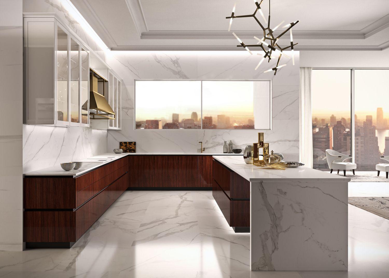 R01 Elegante Bespoke Rosewood Modern Kitchen Design Contemporary Kitchen Kitchen And Bath Design