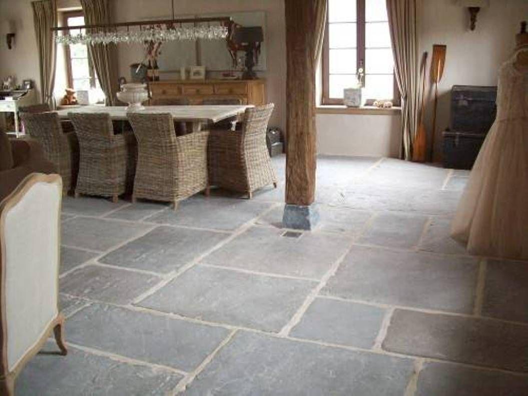 Unique Stone Floor Ideas