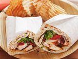Creole Chicken Wraps Recipe
