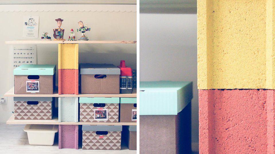 j 39 aime cette photo sur et vous parpaing pastel et meubles. Black Bedroom Furniture Sets. Home Design Ideas