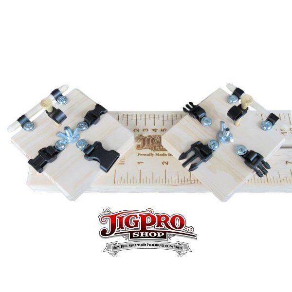 Jig Pro Shop 10 Professional Jig Kit Paracord Paracord