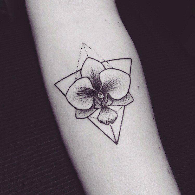 48+ Symbolique des fleurs tatouage inspirations