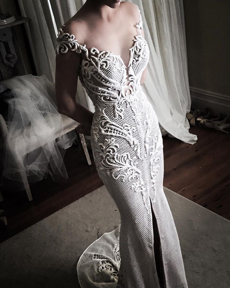 beautiful wedding dress #weddingdress #weddinggown #bridalgown #wedding #bride