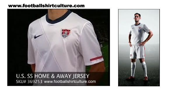 acbe1fb5832 USA World Cup 2010 Nike Kit Leaked