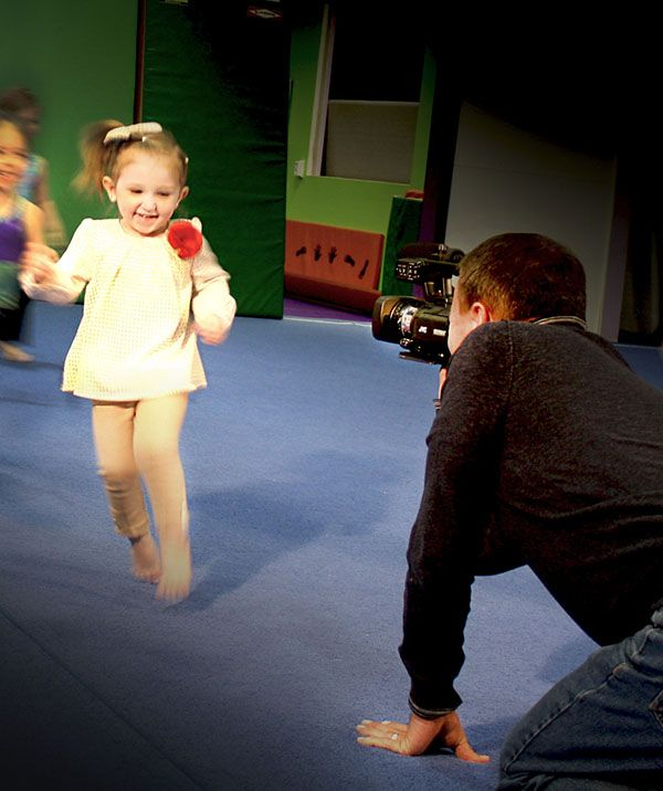 Behind The Scenes Look Into The Production Of Skyline Gymnastics Commercial Shoot Photography Behind The Scenes Gymnastics