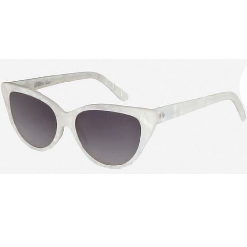 640a0d60302a Tres Noir: Ultra Lux Pearl White Cat's eye Sunglasses White Sunglasses, Rockabilly  Pin Up