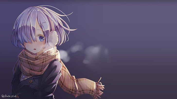 HD wallpaper: Re:Zero Kara Hajimeru Isekai Seikatsu, anime girls, Rem (Re: Zero)
