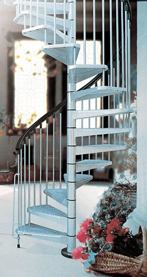 Best Enduro Steel Outdoor Spiral Staircase Kit In 2020 Spiral 400 x 300