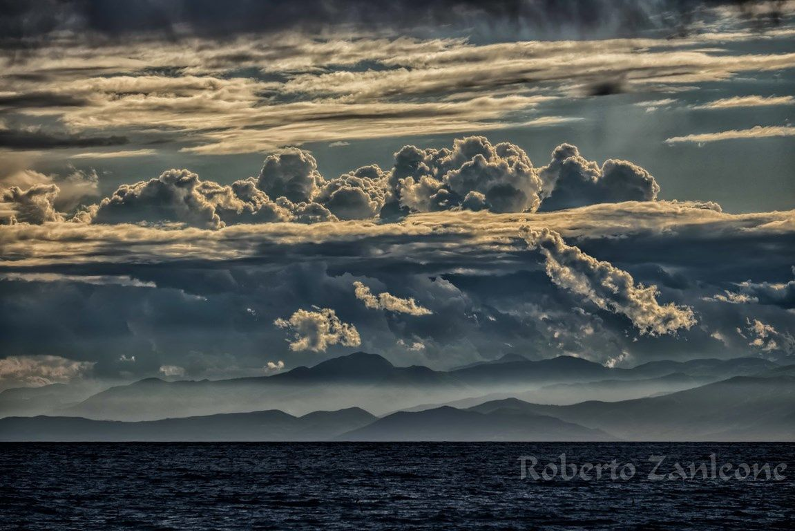 West coast and threatening clouds by Roberto Zanleone on 500px