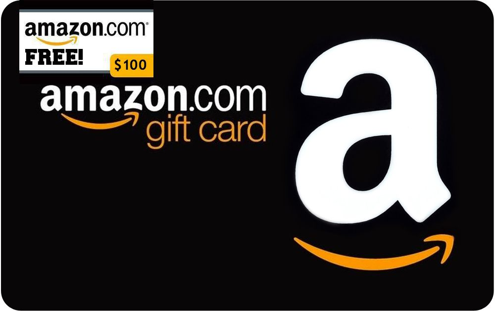 Enter for a chance to win 100 amazon gift card and