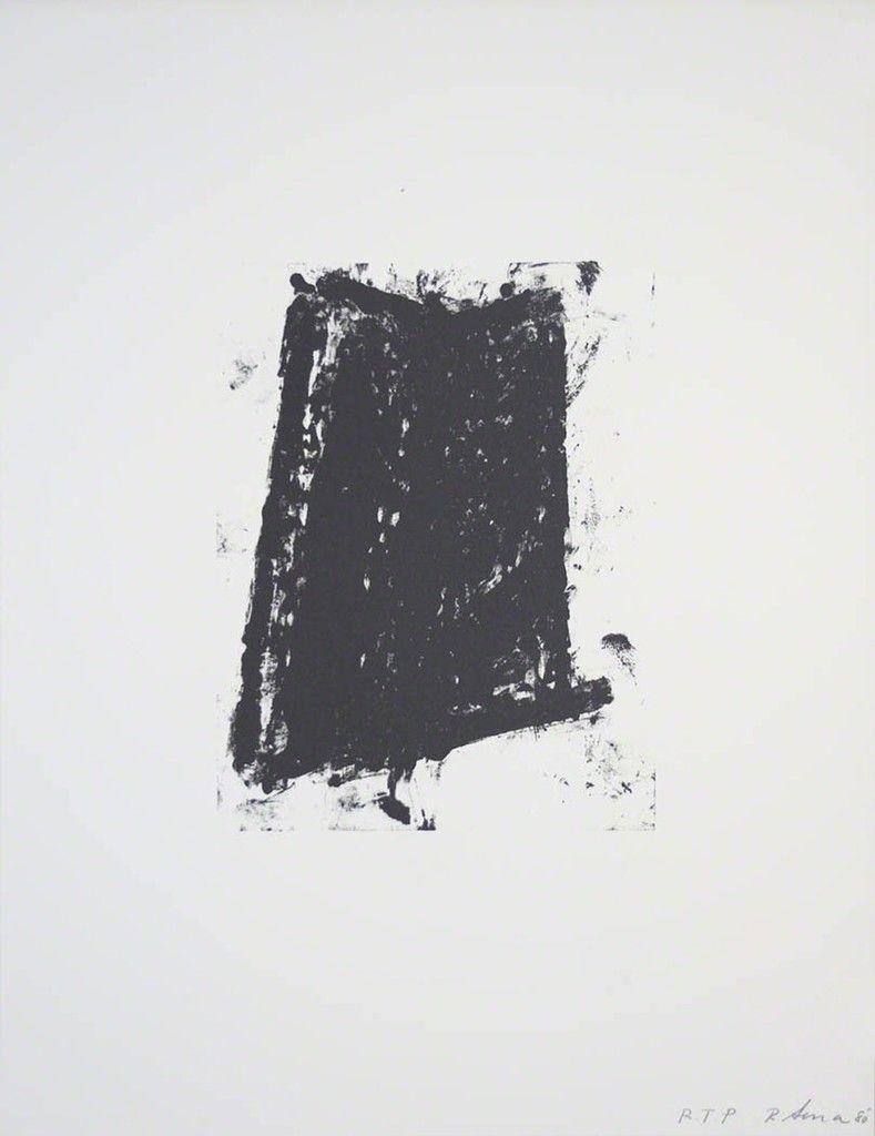 Sketch 5 | Richard Serra, Sketch 5 (1981)