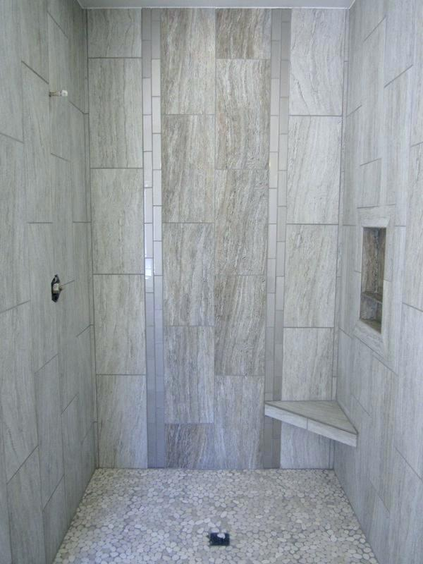 12x24 Tile Shower Vertical Flooring And Luxury Bath Orig Grey Shower Wall Tile Shower Tile Shower Wall