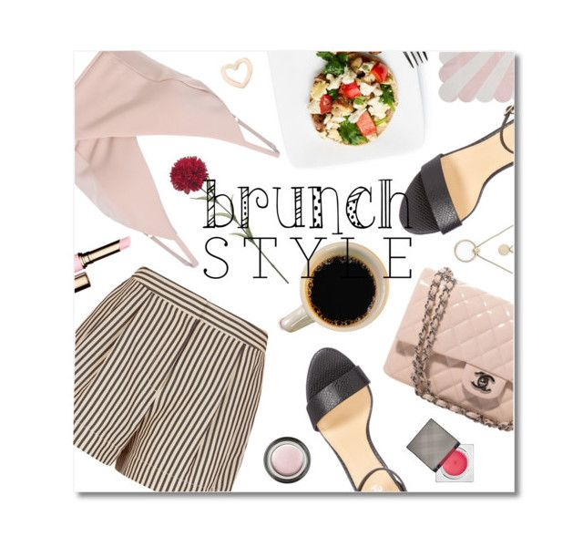 """""""Brunch With Friends"""" by miee0105 ❤ liked on Polyvore featuring 3.1 Phillip Lim, Chanel, Sole Society, Lipsy and Meri Meri"""