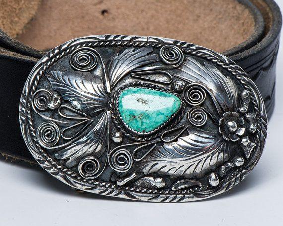 a3a90d26399d Navajo ceinture boucle Donny   Dorothy par littlethingsvintage ...