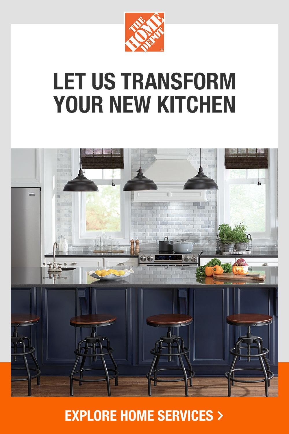 Let Us Create Your Dream Kitchen In Your New Home Home Decor Kitchen Dream House Ideas Kitchens Kitchen Room Design