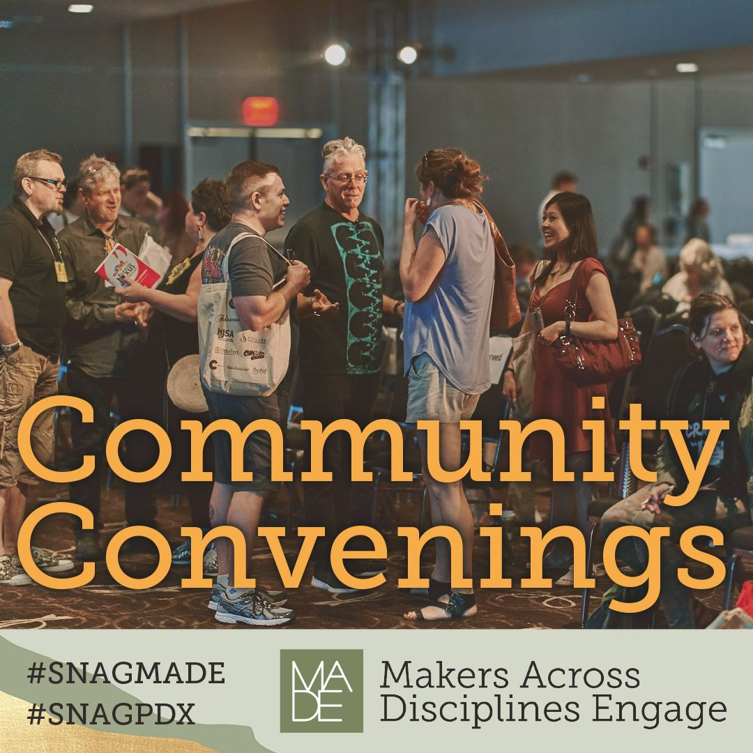 MADE Makers Across Disciplines Engage Conference, How