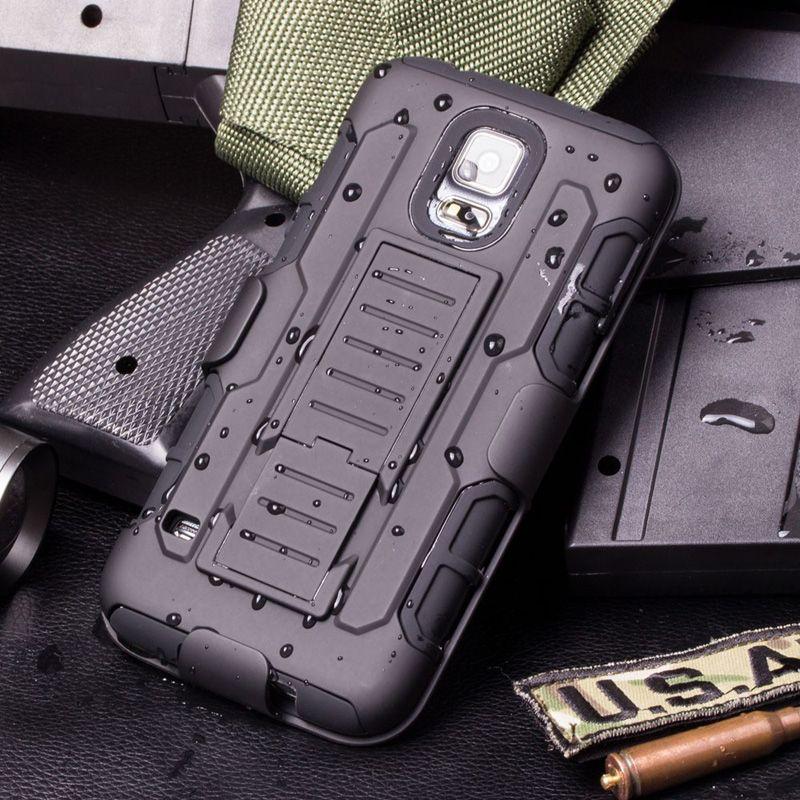For Galaxy S5 Mini Case Future Armor Impact Holster Hard Case For Samsung Galaxy S5 I9600 Mini G800 S5 Ac Galaxy S5 Case Samsung Galaxy S5 Fashion Phone Cases