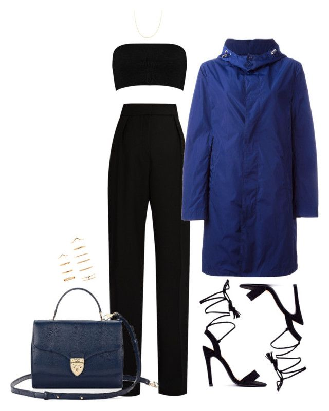 """""""Untitled #2575"""" by mrkr-lawson on Polyvore featuring Boohoo, Lanvin, MACKINTOSH, Aspinal of London and Forever 21"""