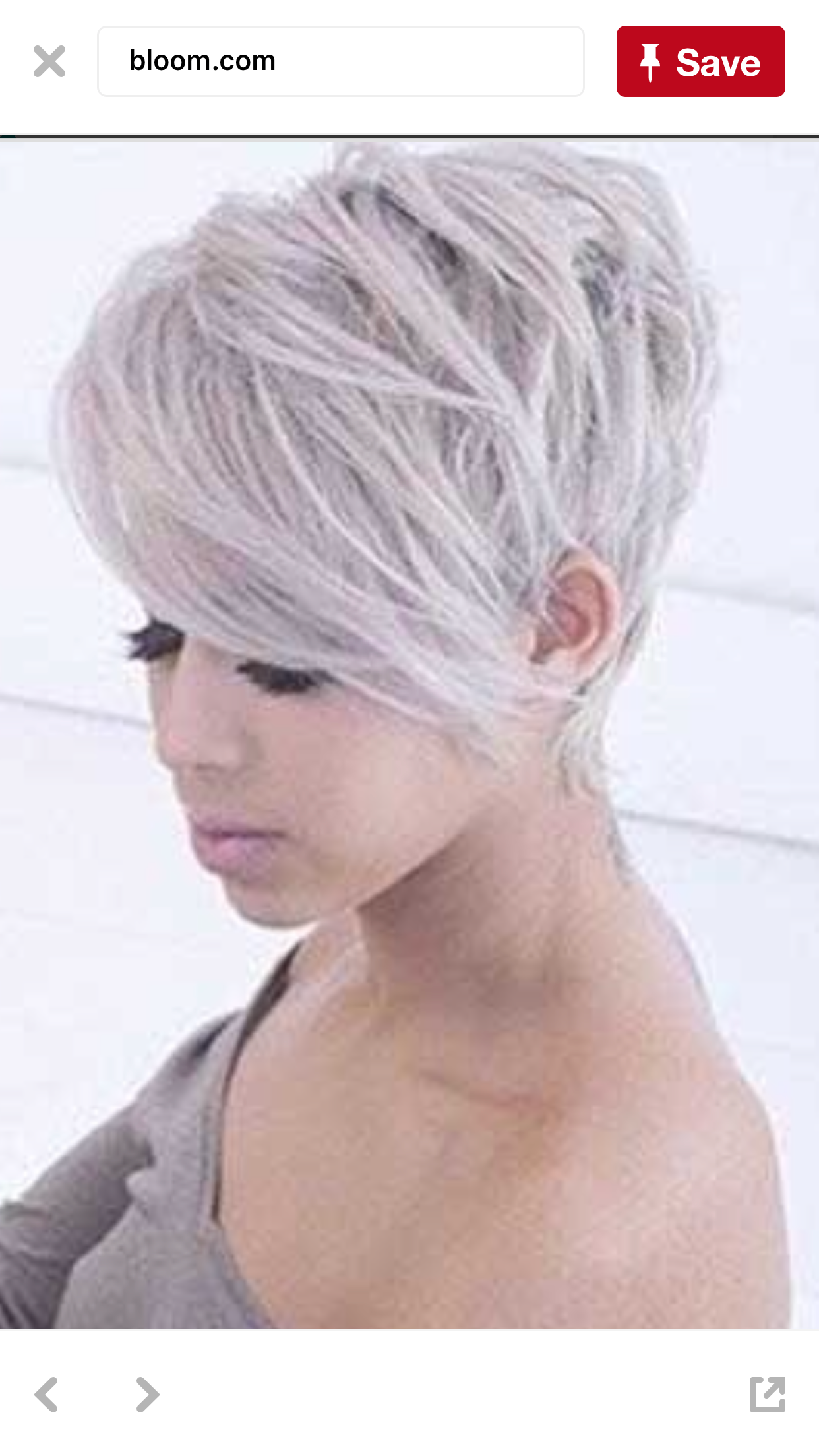 Pin by corinne green on best one pinterest pixie hair and pixies