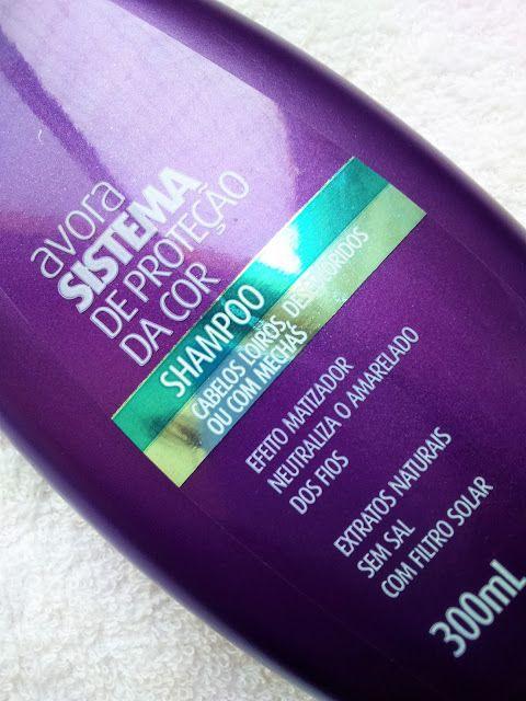 Karina No Pais Das Maravilhas Testei Shampoo Matizador Da Avora