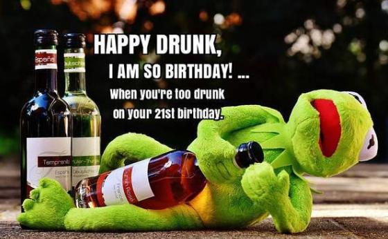 Happy 21st Birthday Meme Funny Happy Birthday Meme