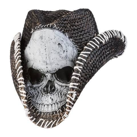 Wornstar Clothing Leather Cowboy Hats ddffb54876d