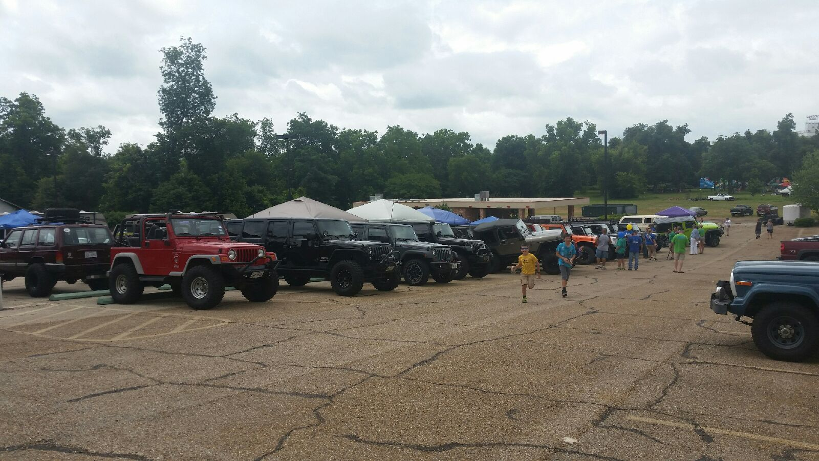 2016 Texas Blueberry Festival - Car Show - JEEPS NEEDED