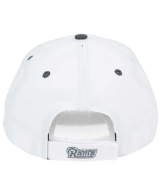47 Brand Los Angeles Rams Audible 2-Tone Mvp Cap - White Adjustable ... e7be1c276897