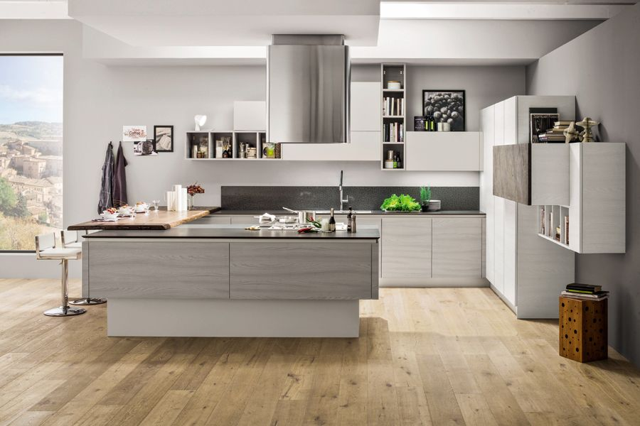 Arrex Le Cucine - mango | Piantine di case | Pinterest | Spaces