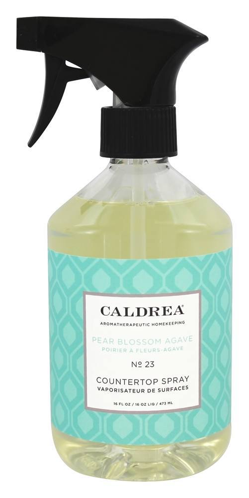 Caldrea Countertop Spray Pear Blossom Agave 16 Fl Oz Pear
