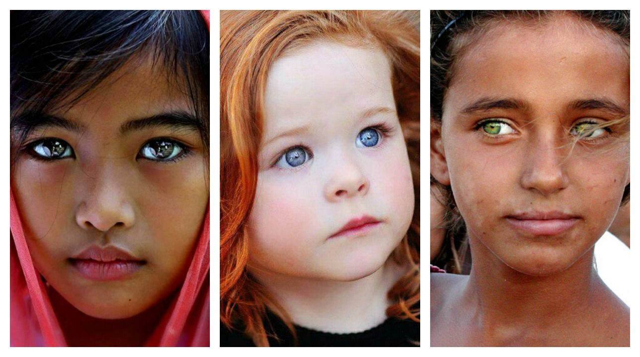 31 People With The Most Striking Eyes In The World Beautiful Eyes Most Beautiful Eyes Different Skin Tones